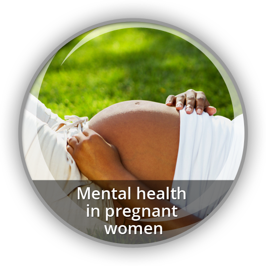 Mental health in pregnant women